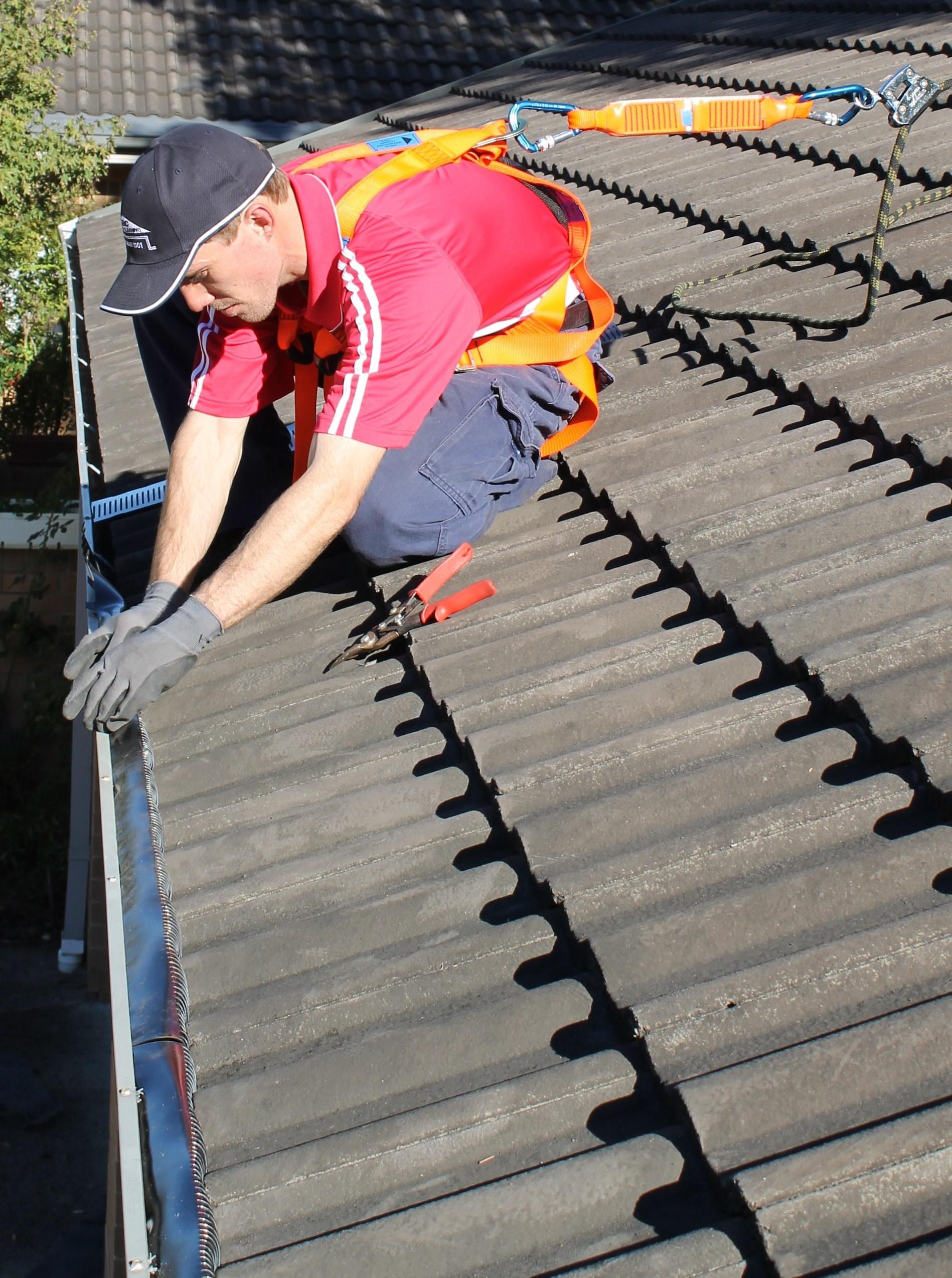 gutter guard installation sydney